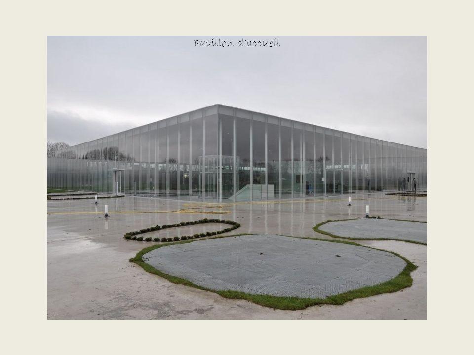 Pavillon daccueil
