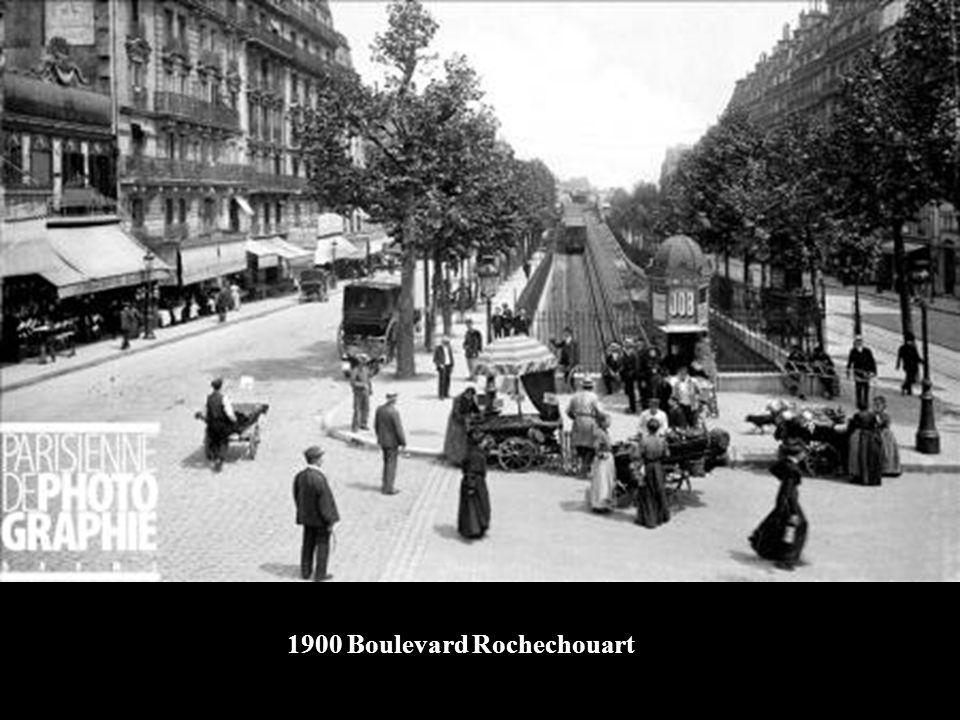 Mars 1902 Chantier station Anvers