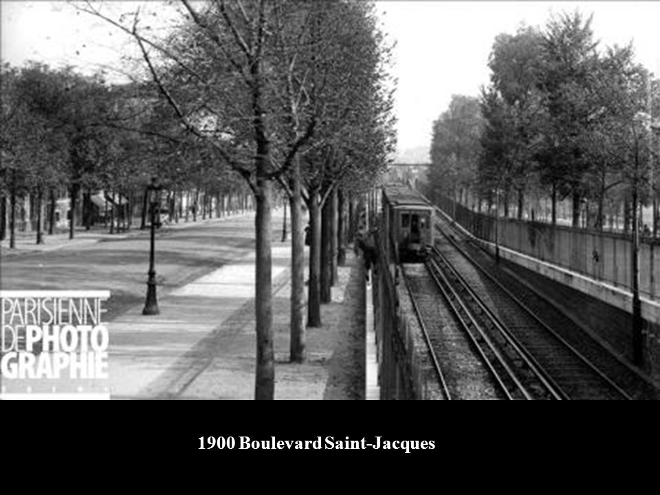 1910 Station Bastille
