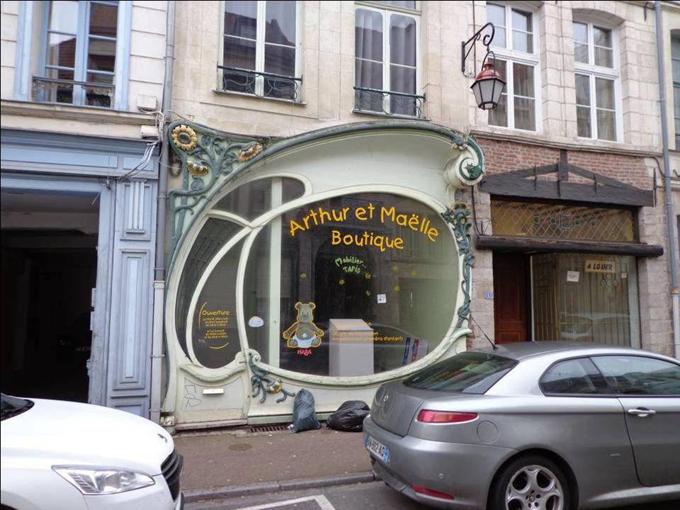 La plus vieille maison de Douai