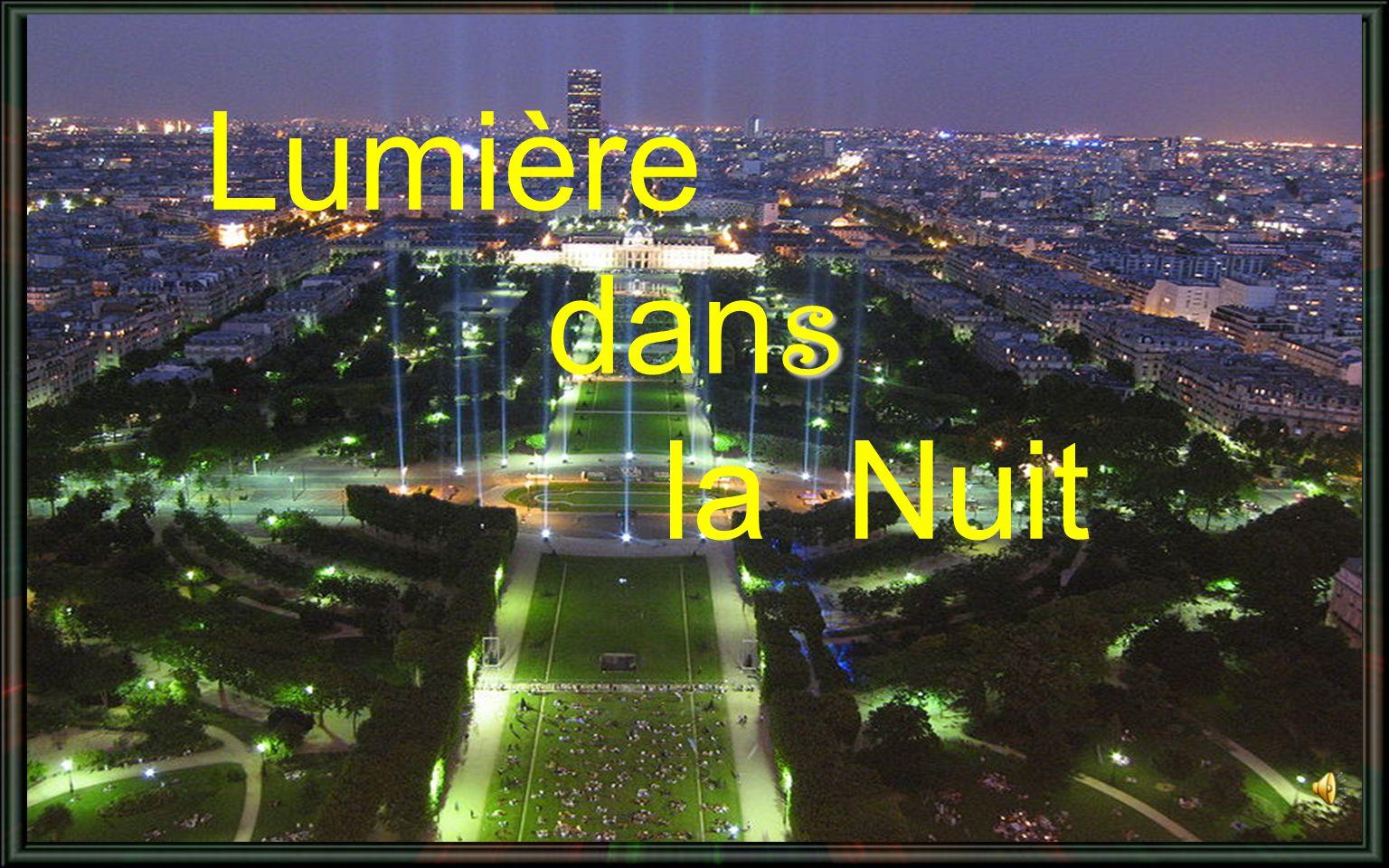 Lumière dans l a Nuit