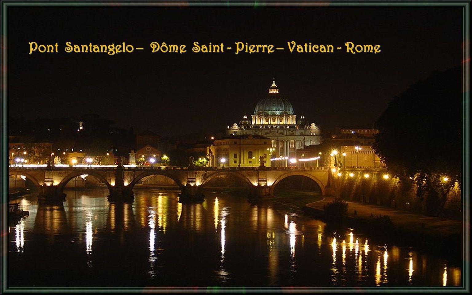 Eglise Saint – Pierre _ Vatican - Rome - Italie