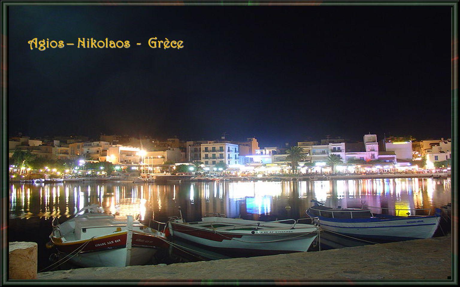 Agios – Nikolaos - Grèce