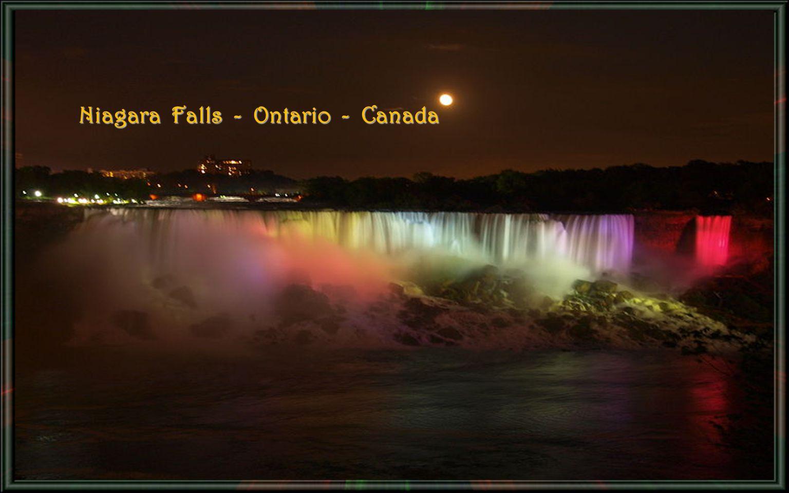 Niagara Falls - Ontario - Canada