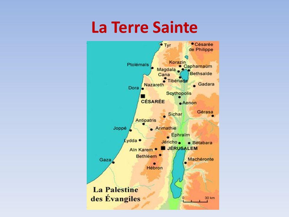 Pèlerinages à Jérusalem – Procurait le pardon des péchés – Garantissait le paradis Les Musulmans prennent la Terre Sainte en 638.