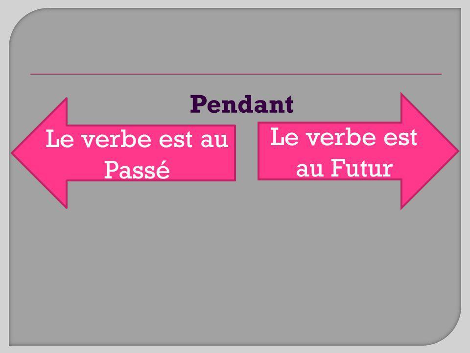 Pendant combien de temps avez- vous étudié le français .