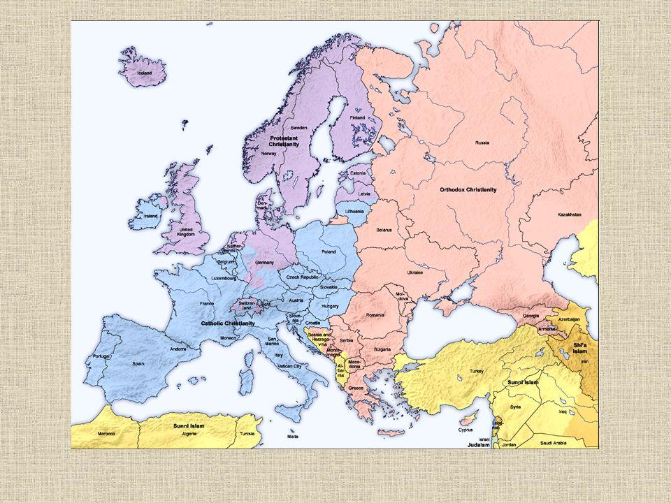 La chute du mur de Berlin (1989) Signifie la fin du socialisme en Europe orientale: la liberté de la personne et de la capitale… Remet la frontière entre lEurope et le monde dEurope de lest à sa propre place.