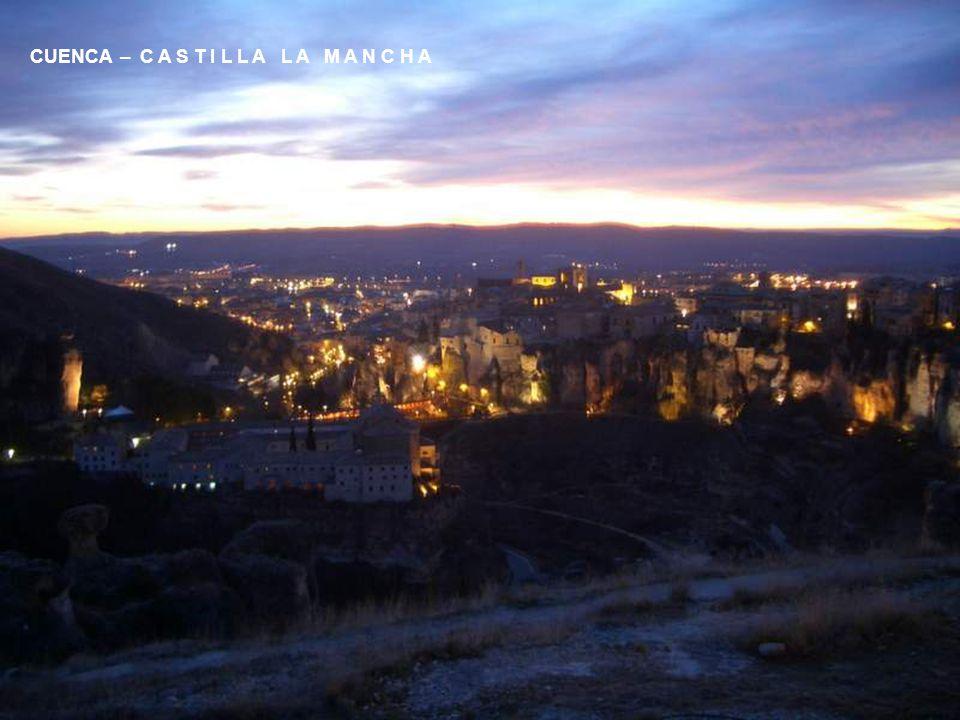 ALBACETE – C A S T I L L A L A M A N C H A