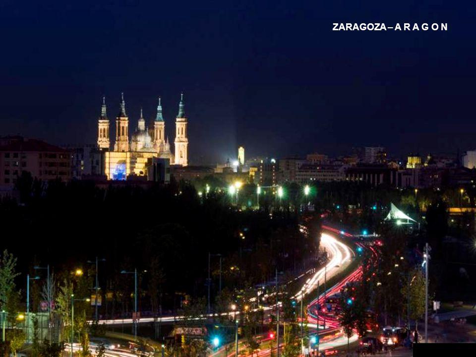 ZARAGOZA – A R A G O N