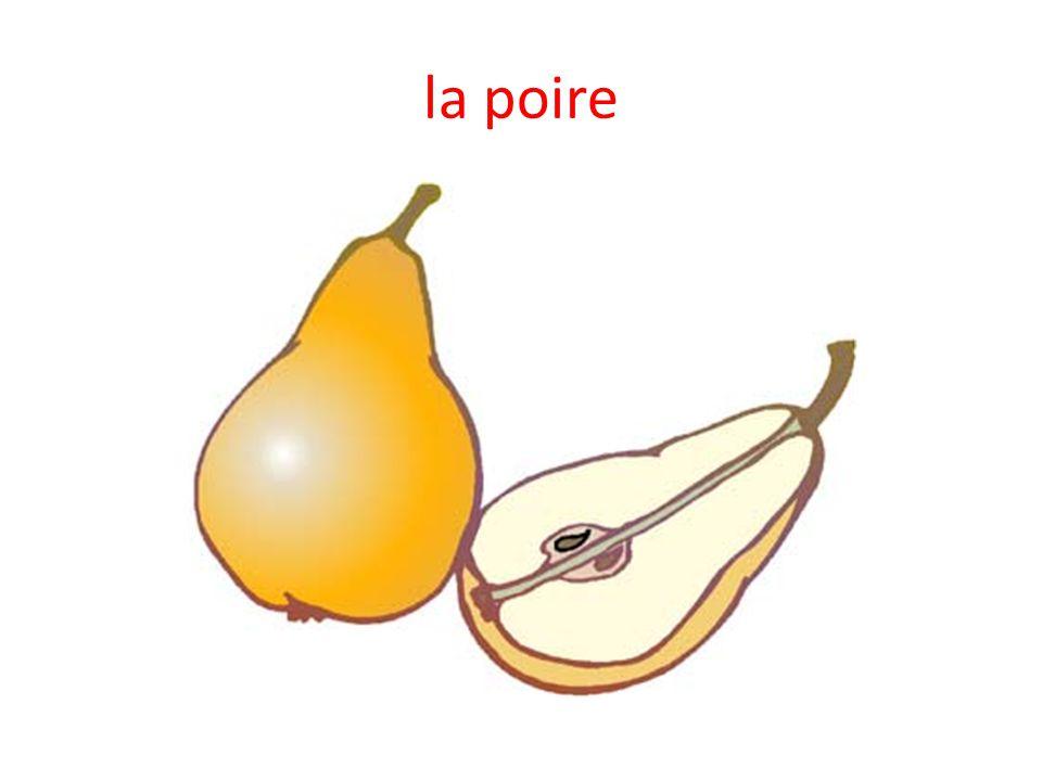 la poire