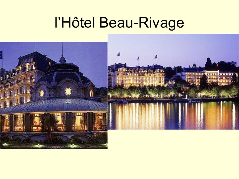lHôtel Beau-Rivage