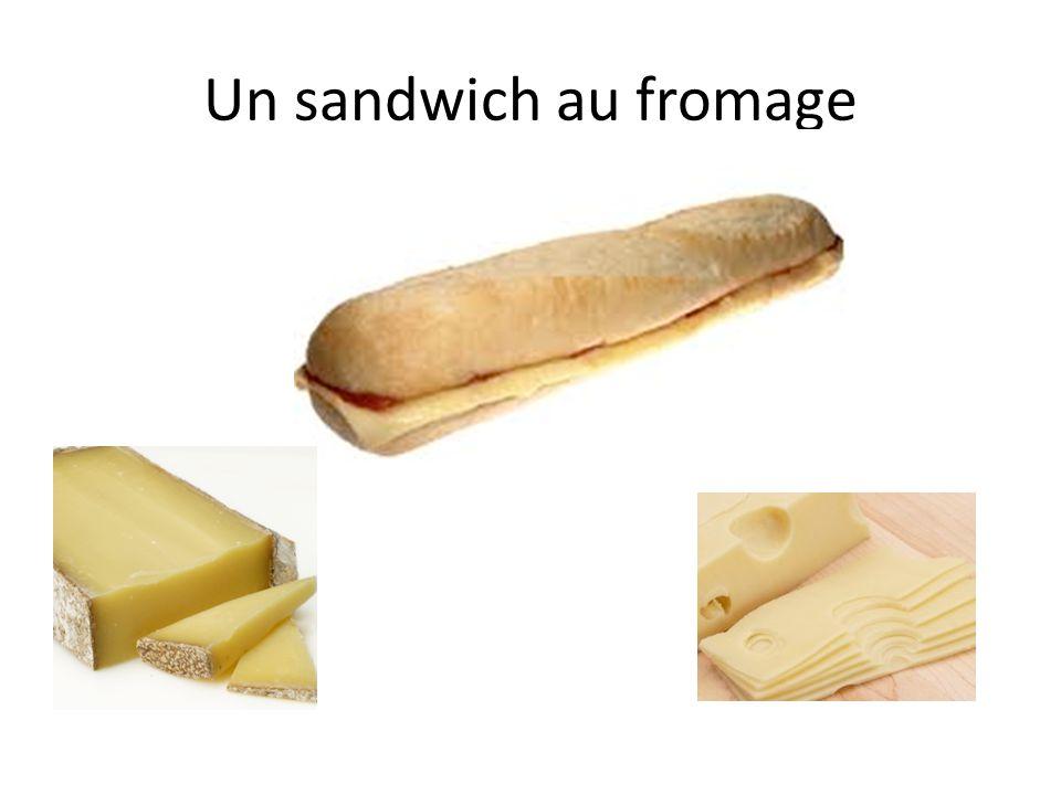 Un sandwich à la dinde