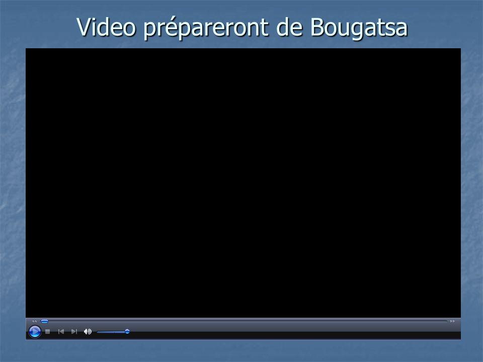 Video prépareront de Bougatsa