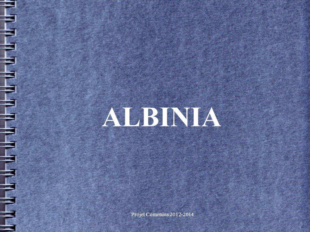 Projet Comenius 2012-2014 ALBINIA