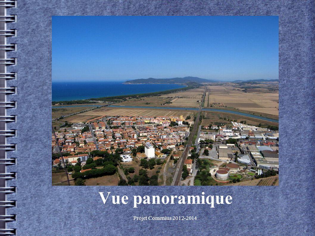 Projet Comenius 2012-2014 Vue panoramique