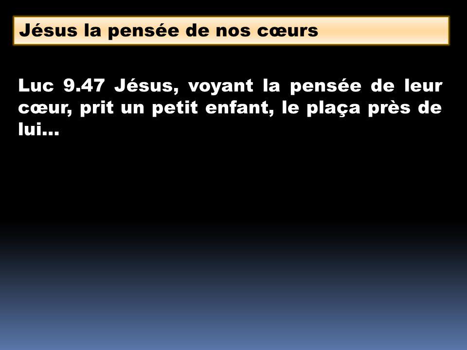 Luc 19.41 Comme il approchait de la ville, Jésus, en la voyant, pleura sur elle, Jésus voit notre situation Jean 11.33 Jésus, la voyant pleurer, elle et les Juifs qui étaient venus avec elle, frémit en son esprit, et fut tout ému.