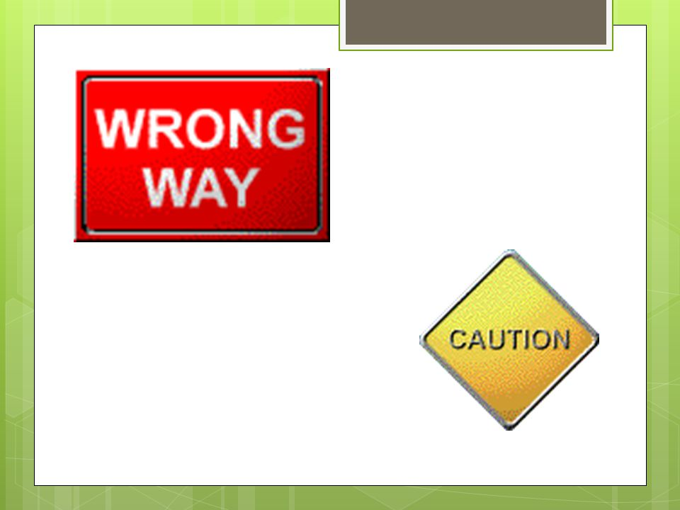 Im warning you that…