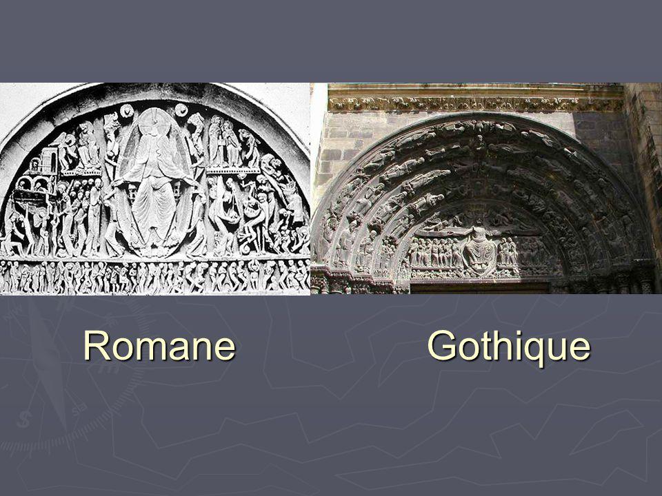 Romane Gothique