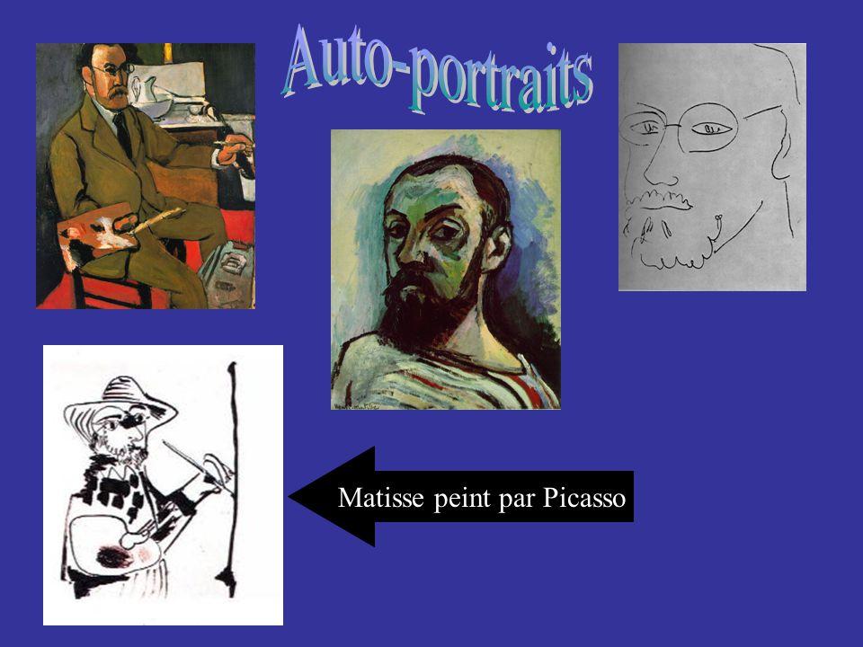 La libération artistique de Matisse, en termes de maniement des couleurs pour le rendu des formes et lorganisation des plans dans lespace, fut linfluence décisive de Paul Gauguin, de Paul Cézanne et de Vincent Van Gogh, dont il étudia de près les œuvres, à partir de 1899,