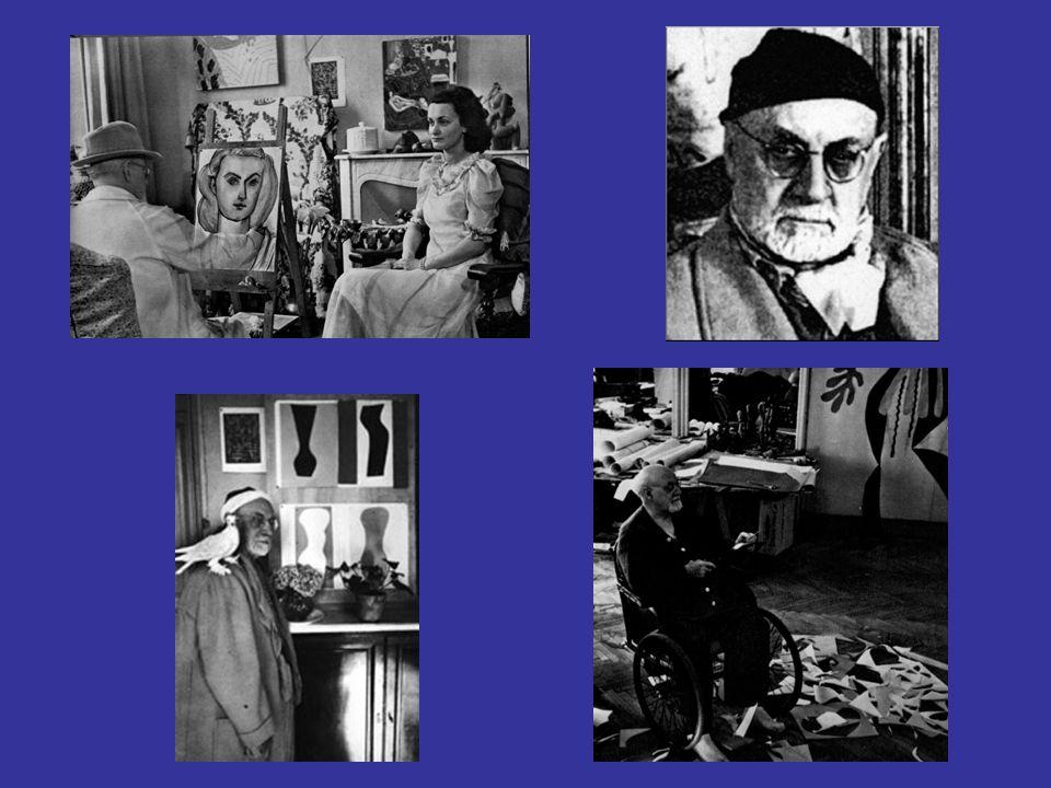 Passant lété 1904 à Saint-Tropez chez le peintre Paul Signac, (disciple de Georges Seurat) Matisse découvrit le procédé du pointillisme, technique nouvelle de juxtaposition de petites touches de pigment pur pour créer, dans le regard du spectateur, un mélange optique intense.