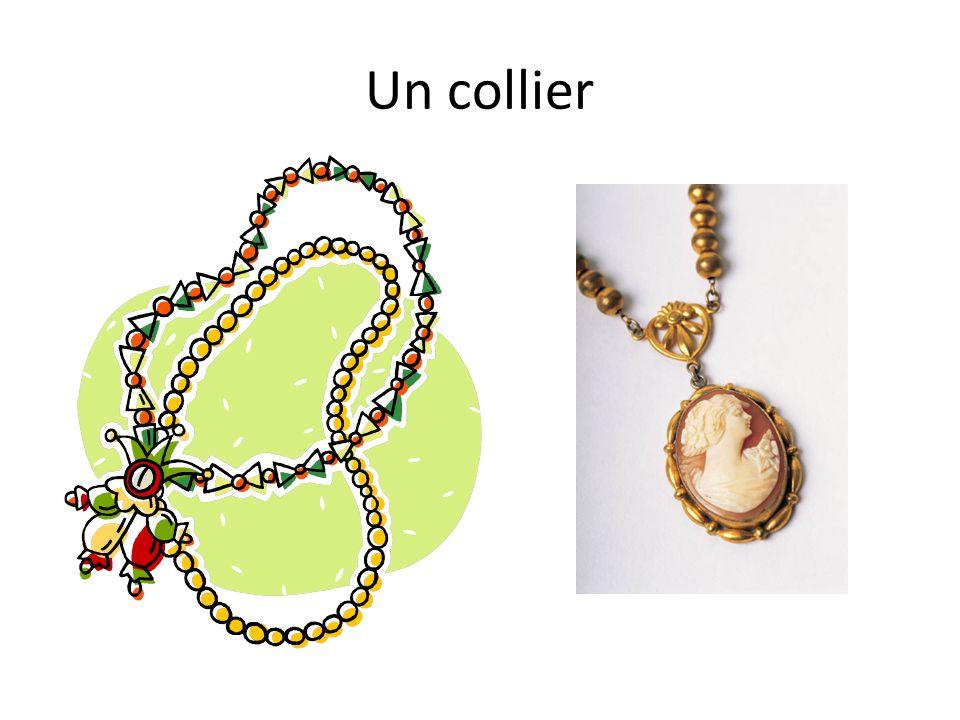 Un collier