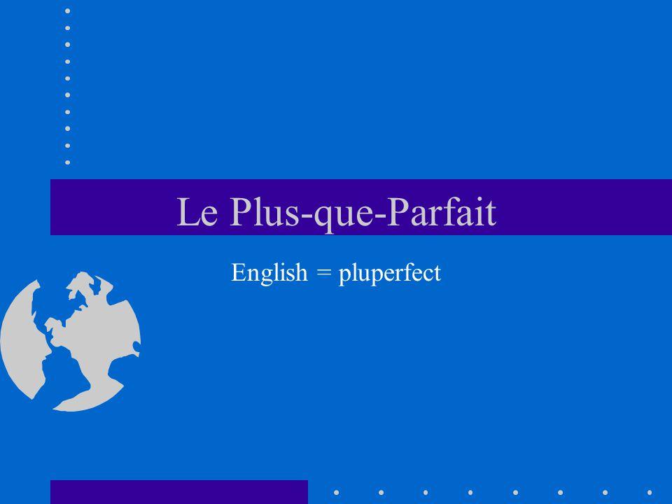 Encore des exercices.5. Nous _____(vouloir) aller en France, mais Pierre était malade.