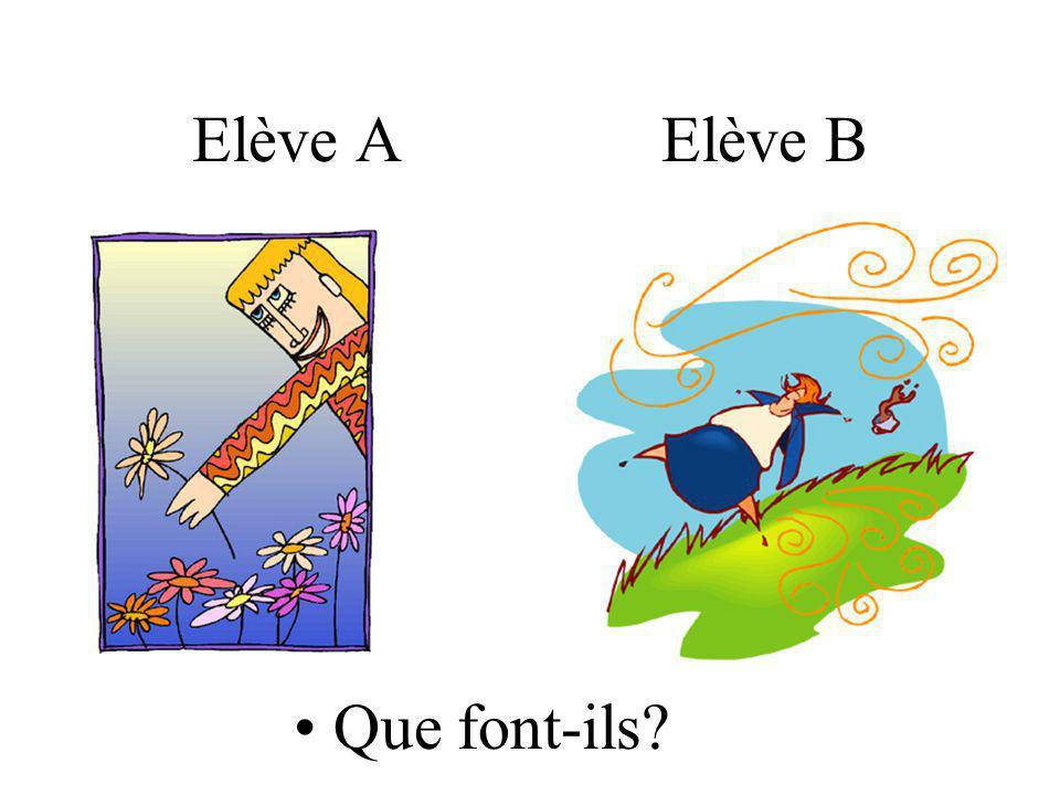 Elève B C est une vache _______