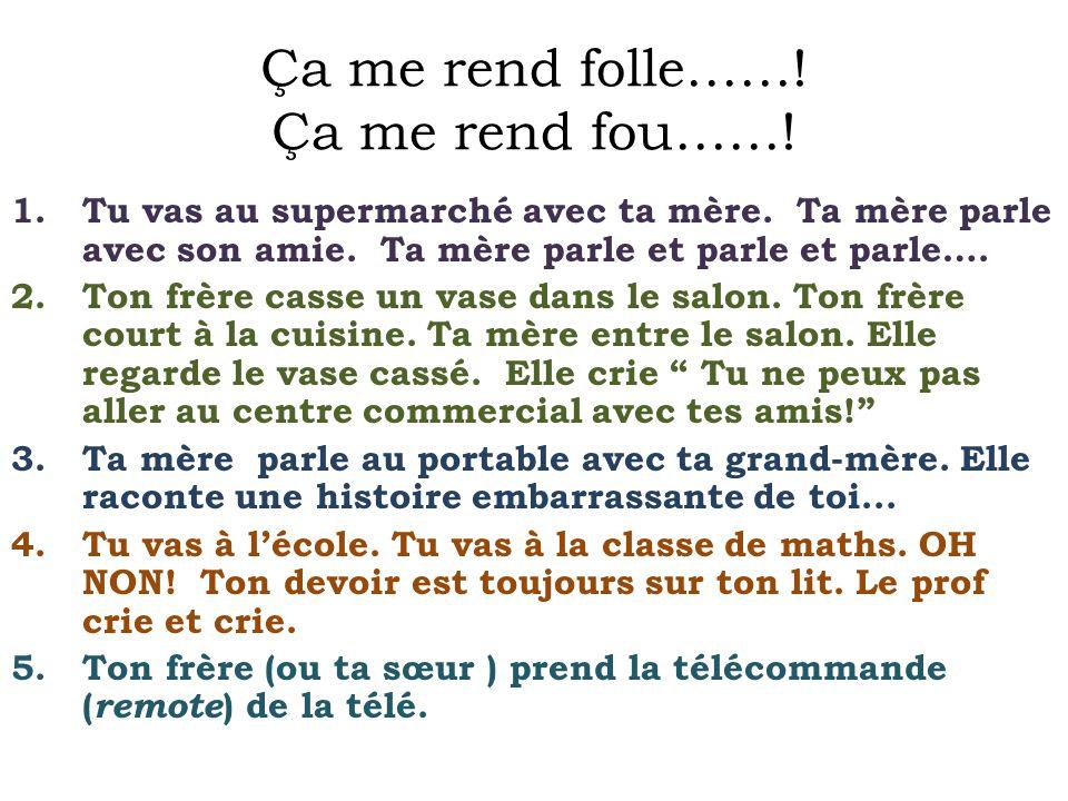 US boys sont le rêve des French girls….