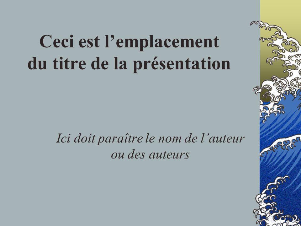 Claude Bourlès7 Création d une présentation 1.Quel menu, puis quelle commande, utiliser .