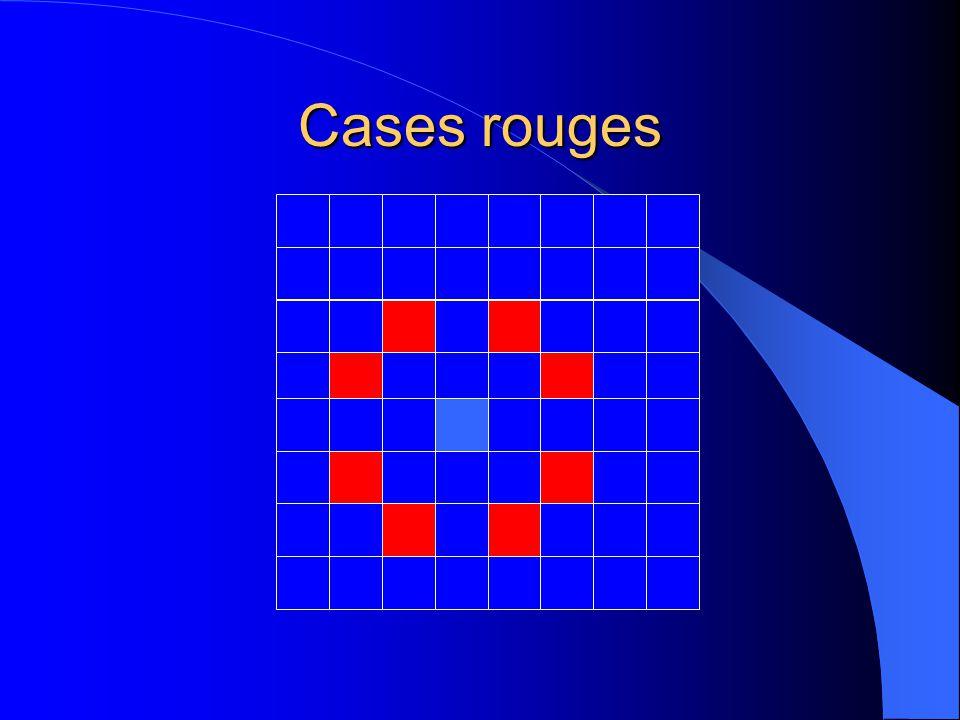 Questions 1 Combien de cases rouges avez vous coloriées .