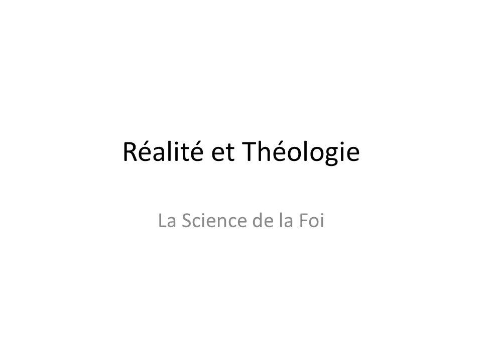 Une question Peut-on avoir une démarche scientifique sur la base dun texte de foi .