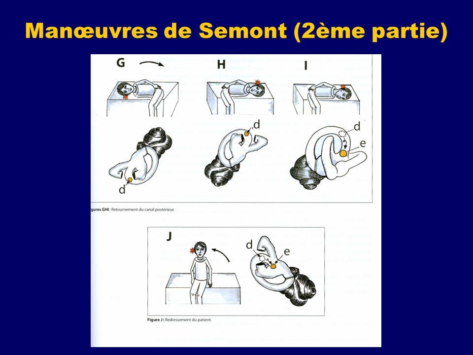Manœuvres de Semont (2ème partie)