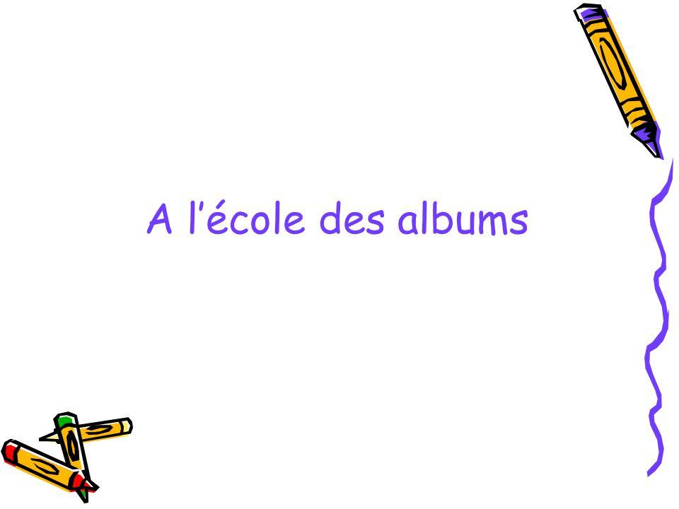 A lécole des albums
