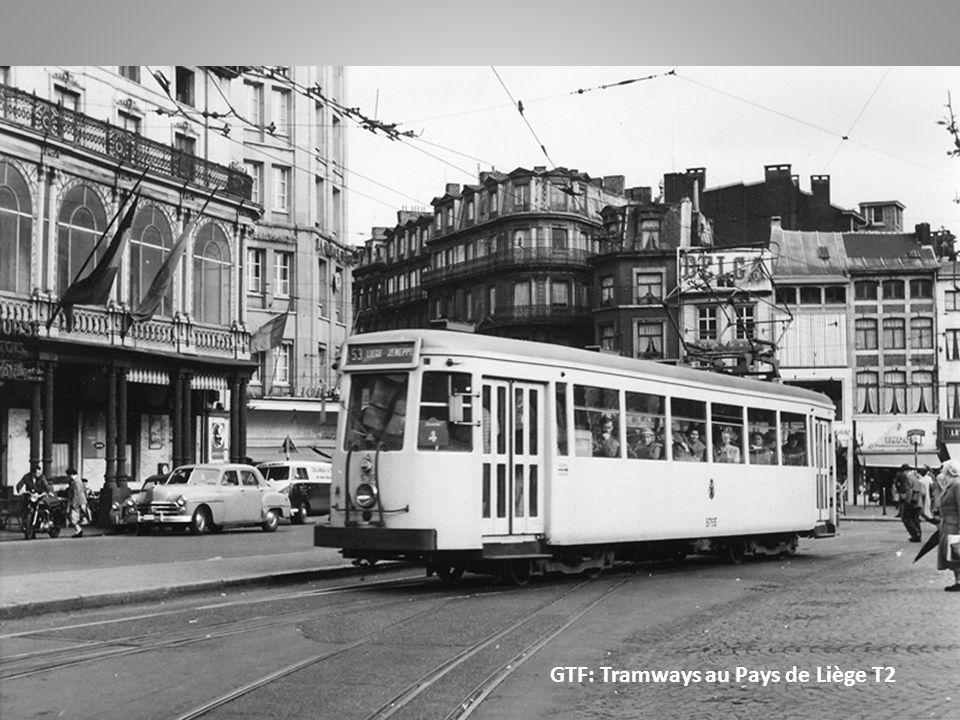 GTF: Tramways au Pays de Liège T2
