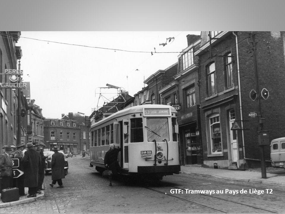 Le tramway moderne en 2017! & sont
