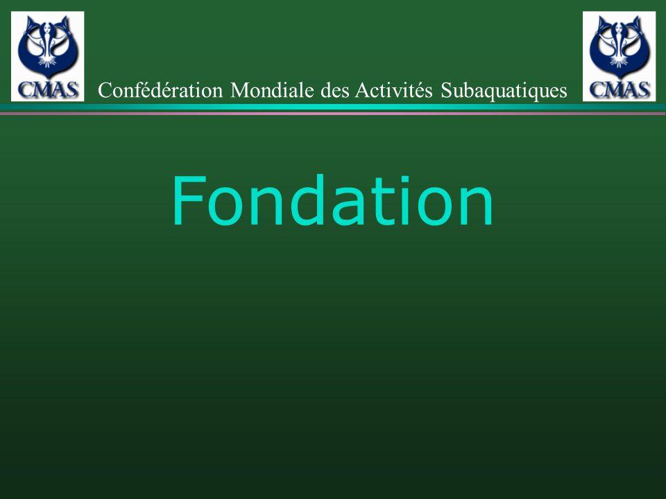 Fondation Confédération Mondiale des Activités Subaquatiques