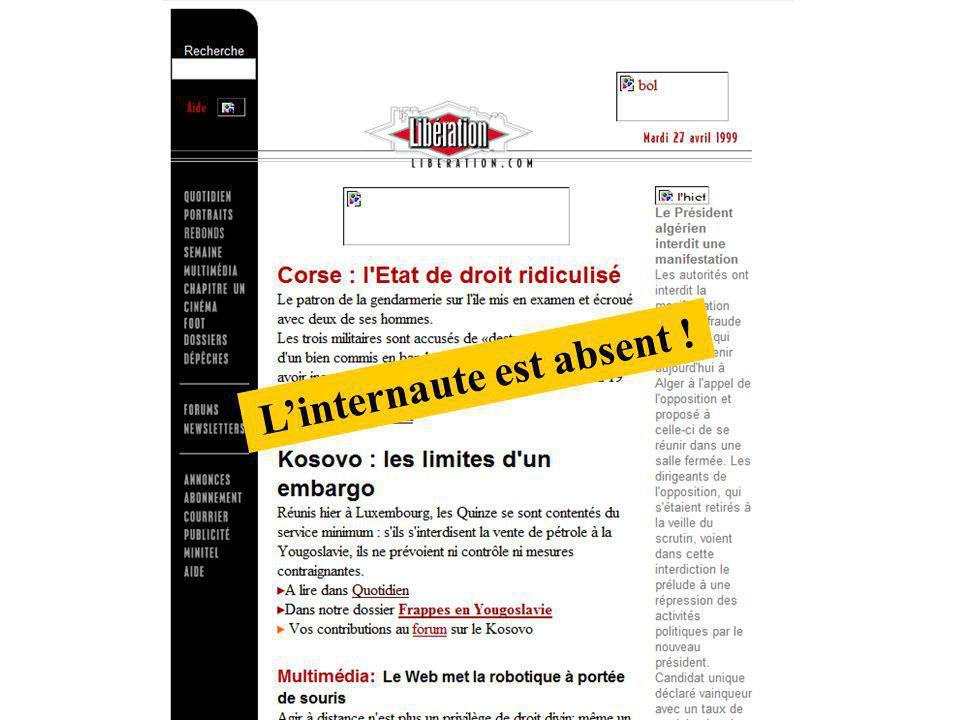Mediadix - 26 juin 2009 Linternaute est absent !