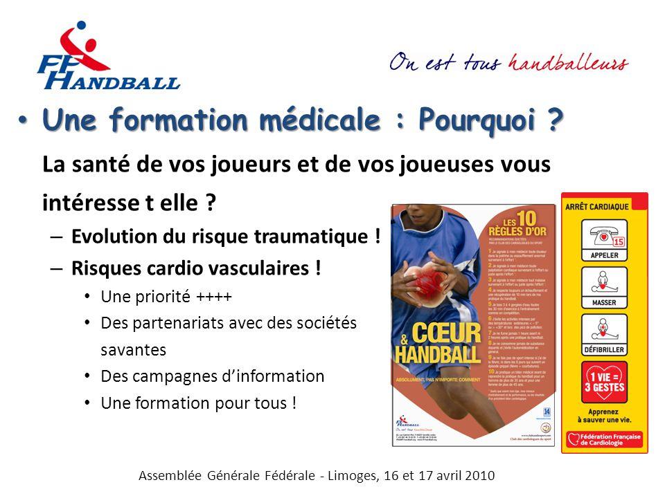 Assemblée Générale Fédérale - Limoges, 16 et 17 avril 2010 Comité CMD - CMRETD Ligue CMRETR Haut Niveau SMEF - CMNDTN