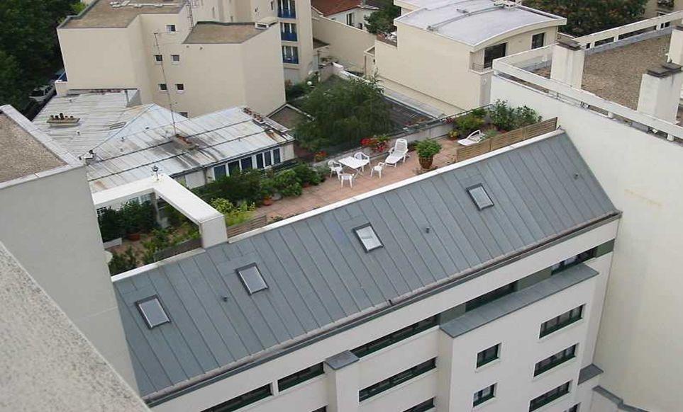 Et s'il suffisait de monter sur son toit pour cueillir ses légumes bio ?