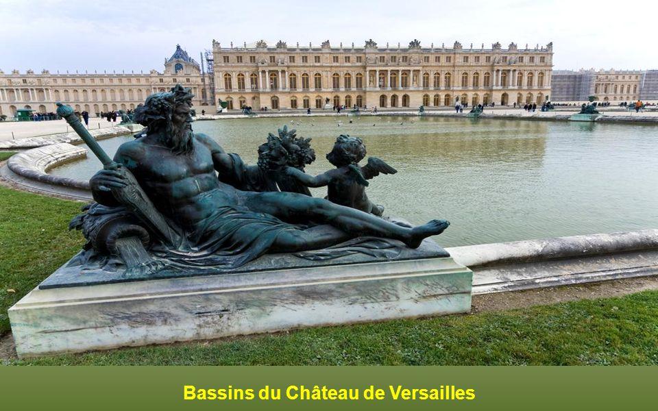 Parterre du Midi Jardin du Château de Versailles