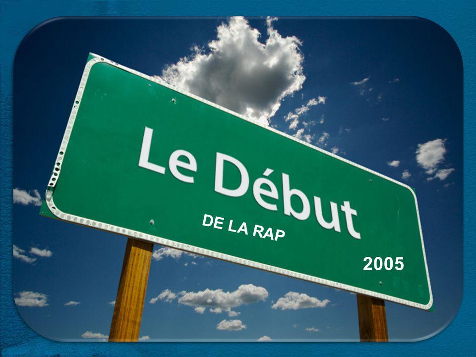 2005 DE LA RAP