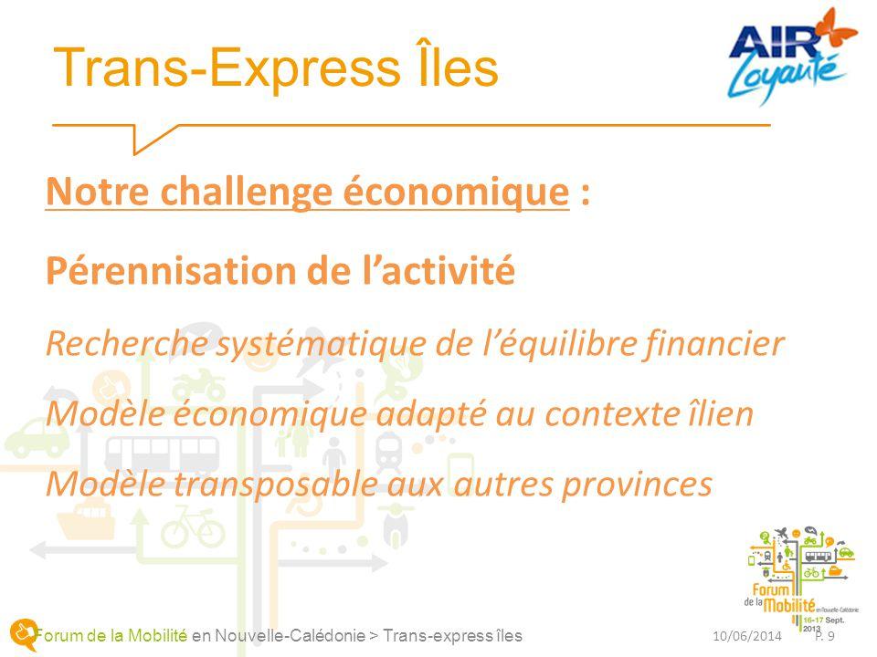 Trans-Express Îles 10/06/2014 P.