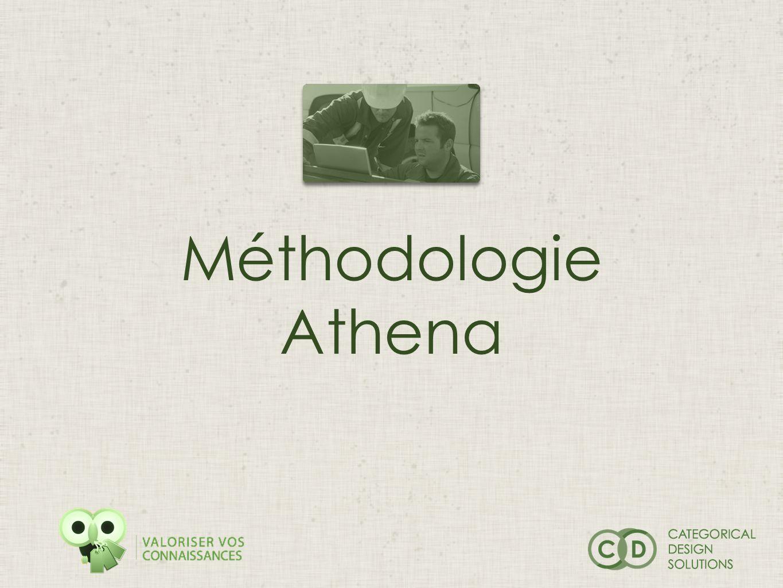 Méthodologie Athena
