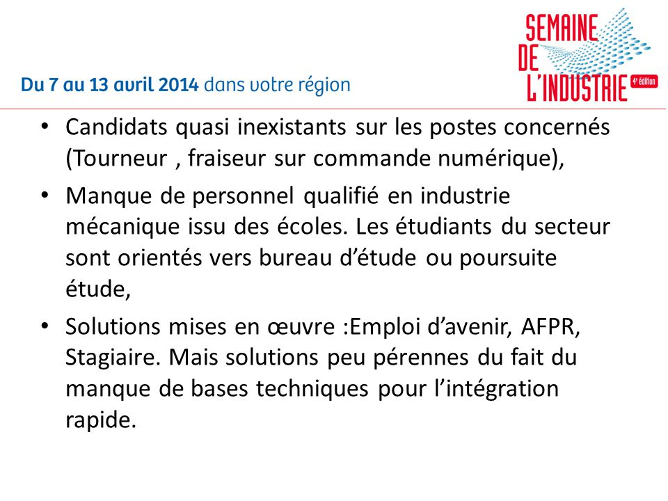 Diplômable ou employable .