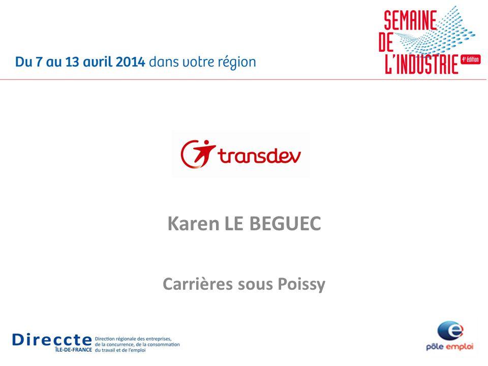Karen LE BEGUEC Carrières sous Poissy