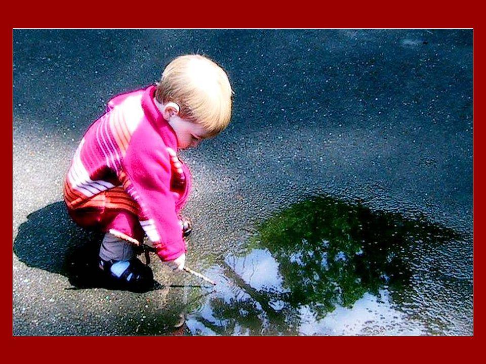 Si Dieu est… Espérance, la plus belle prière cest un enfant.