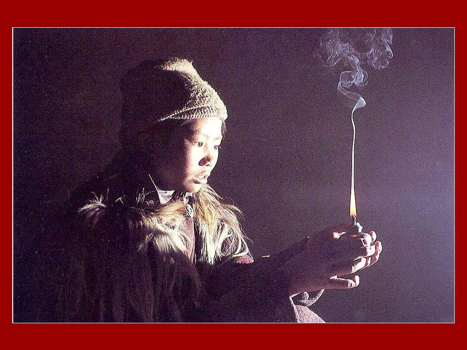 Si Dieu est… Lumière, la plus belle prière cest déclairer quelquun.