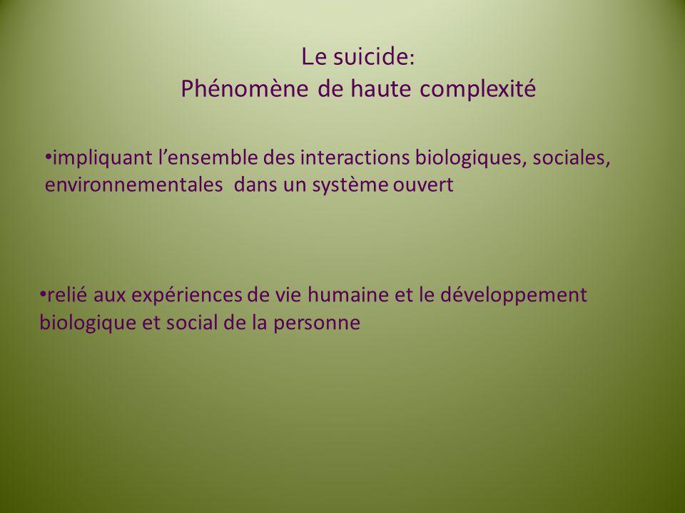 relié aux expériences de vie humaine et le développement biologique et social de la personne impliquant lensemble des interactions biologiques, social