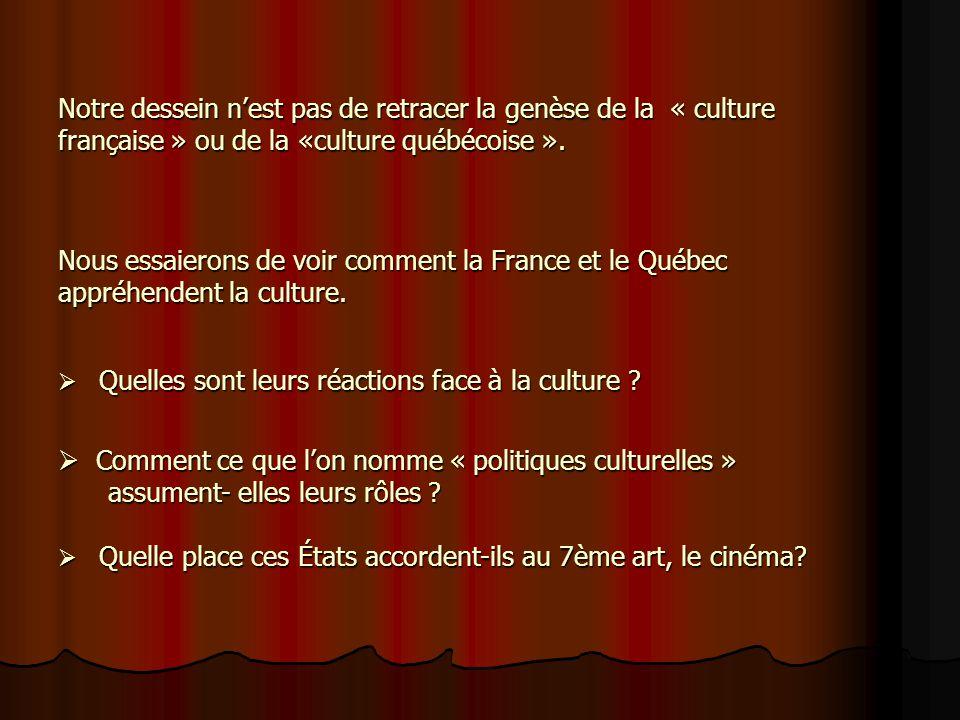 Comment ce que lon nomme « politiques culturelles » Comment ce que lon nomme « politiques culturelles » assument- elles leurs rôles .