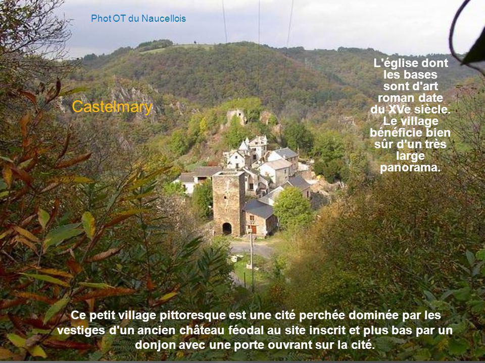 Nova Cella (son ancienne nomination) fut créée par des moines cisterciens de l abbaye de Bonnecombe qui rayonnèrent sur le Bas Ségala au XIIe siècle.